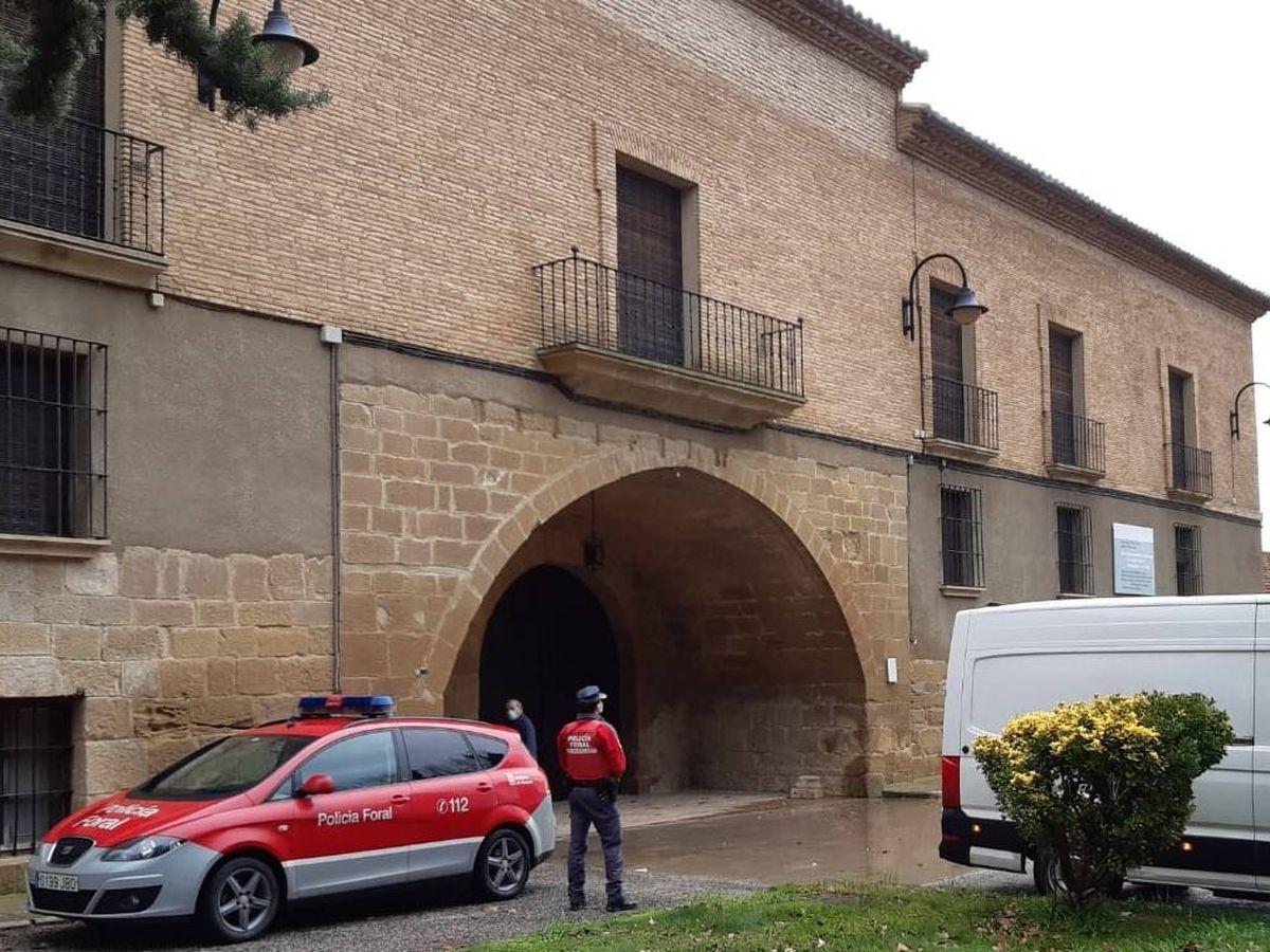 Foto: Policía Foral de Navarra.