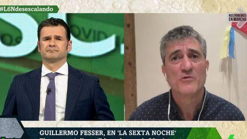 'La Sexta noche'   Guillermo Fesser ('Gomaespuma'), sobre la clase política: Tenemos los líderes más mediocres