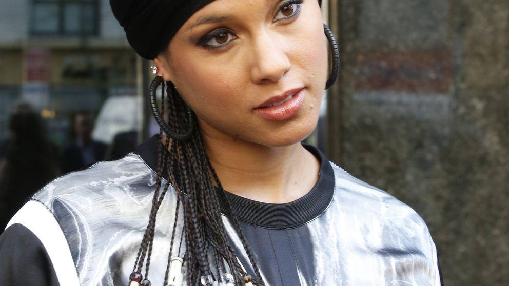 Alicia Keys muestra al mundo sus estrías que la hacen hermosa