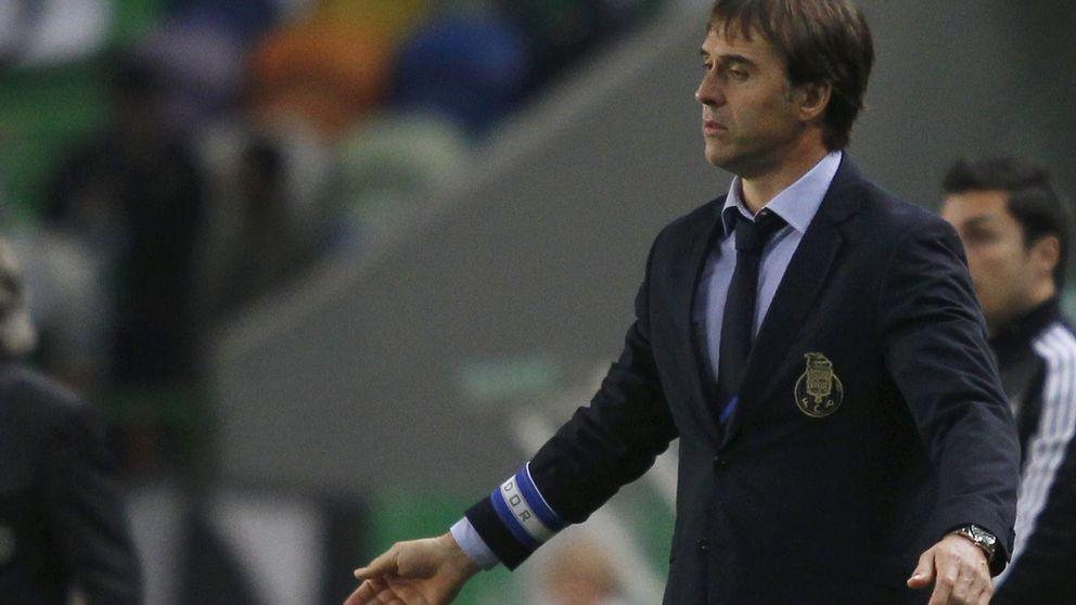 El Oporto hace oficial la destitución de Julen Lopetegui como entrenador