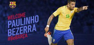 Post de El Barcelona anuncia el fichaje de Paulinho
