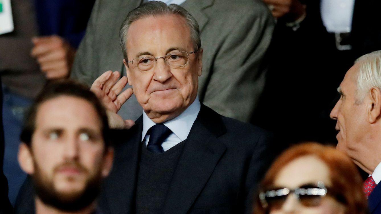 Florentino, en bruto (V): Hay que ganar la batalla del 'Marca' y TVE, y ya está