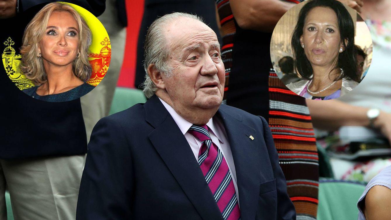 Don Juan Carlos: del alejamiento de Corinna a la fidelidad de Marta Gayá