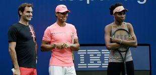 Post de Nadal y Federer, los de siempre, quieren ganar un US Open diferente