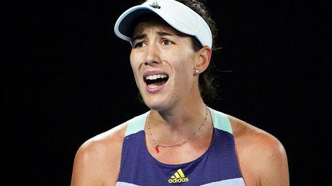 Garbiñe Muguruza se estampa contra un muro y pierde la final del Open de Australia