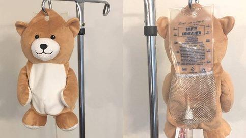 Una niña inventa el Medi-Teddy, el osito que te da la medicina en el hospital