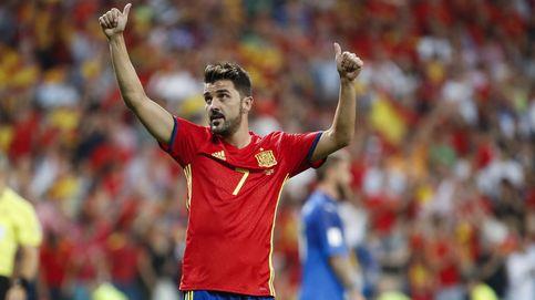 David Villa anuncia su retirada: Prefiero dejar yo el fútbol antes de que me deje a mí