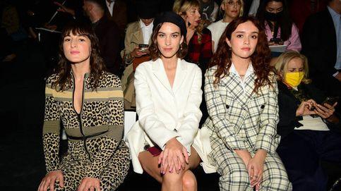 Alexa Chung, Jeanne Damas y todo el front row del desfile de Dior