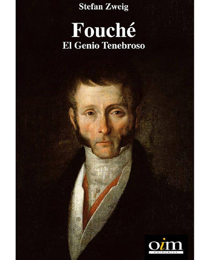 Foto: Joseph Fouché, un modelo de supervivencia y un enigma de altura.
