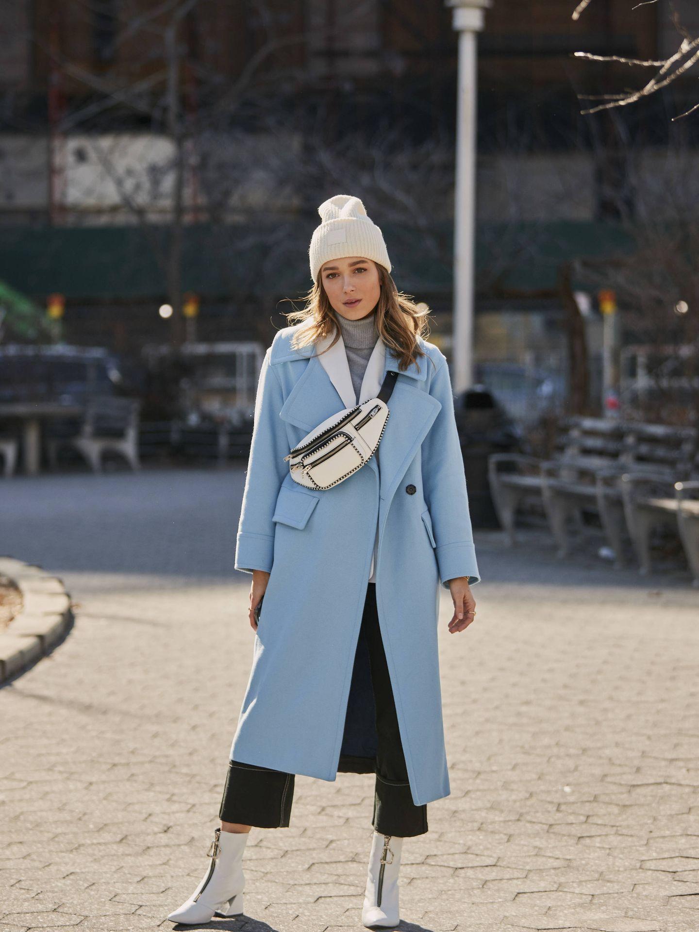 Estos abrigos son clásicos y no pasan de moda. (Imaxtree)