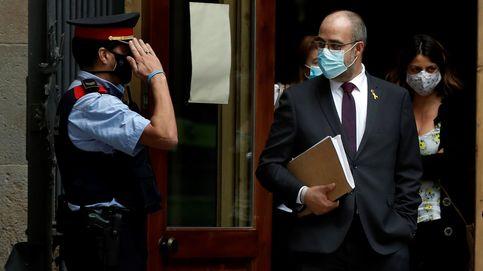 Buch investiga a unos 50 mossos por su actuación en las protestas tras el 1-O