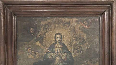 El Museo de Lleida localiza el cuadro de Sijena que estaba extraviado