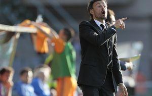 Luis Enrique anuncia que se irá del Celta cuando acabe la temporada