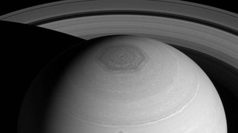 Científicos de Harvard explican por qué nació el hexágono de Saturno