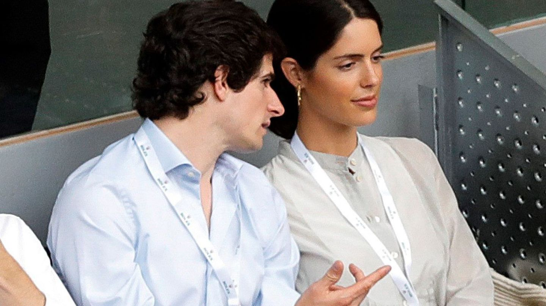 Sofía y Fernando, en una imagen de archivo. (EFE)