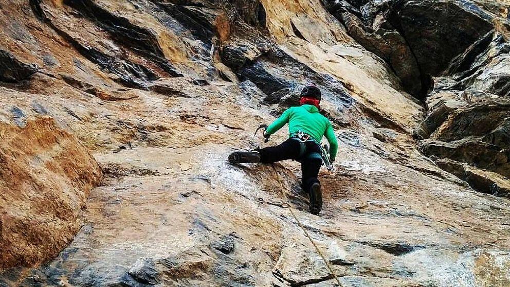 El 'plan B' del director técnico del equipo español femenino de alpinismo