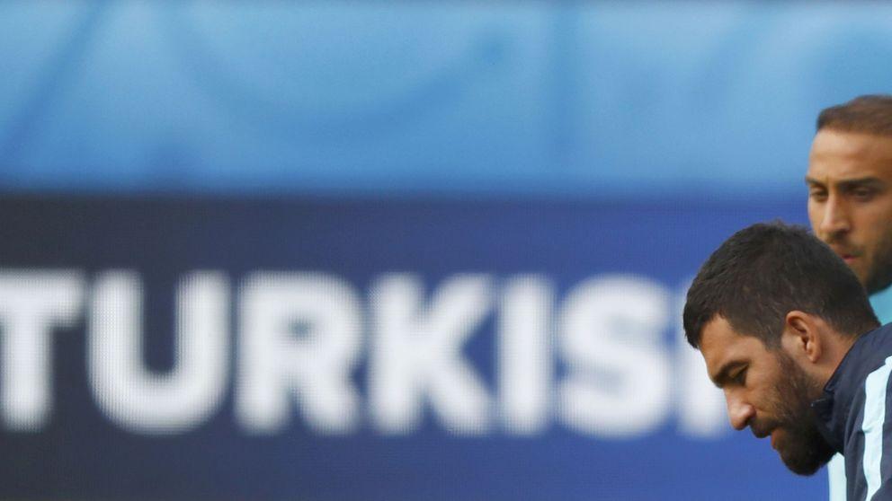 Turquía entiende ahora el porqué de la suplencia de Arda en el Barcelona