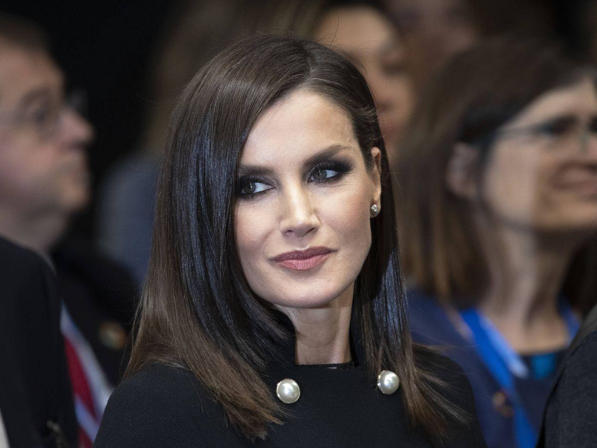 Foto: La Reina, en un evento reciente. (Getty)