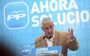 Foto: Los empresarios andaluces no quieren 'subvenciones' de la Junta y cargan contra Arenas