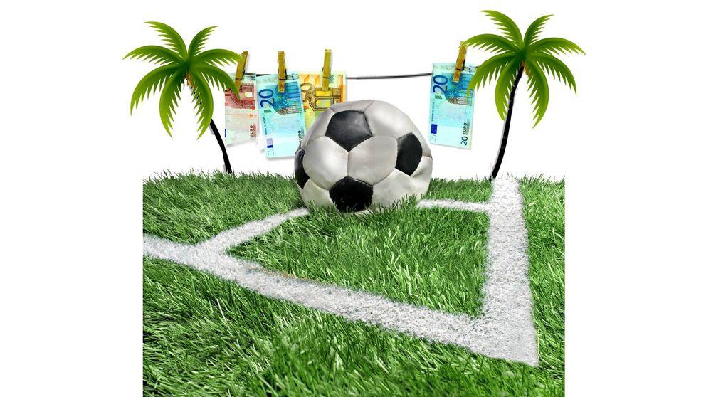 Cómo marcar un gol a Hacienda: así  se mueve el fútbol entre paraísos fiscales