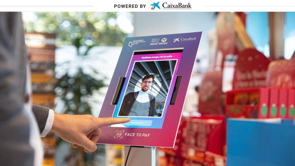 'Por la cara': así pagarás las compras en un futuro no tan lejano