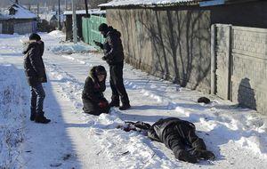 Sin gas, sin pensiones, sin bancos...  ¿resistirán el invierno en Ucrania?