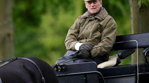 El duque de Edimburgo, el perfecto 'caballero inglés', aunque griego