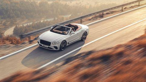 El nuevo descapotable de Bentley: conectado, deportivo y elegante
