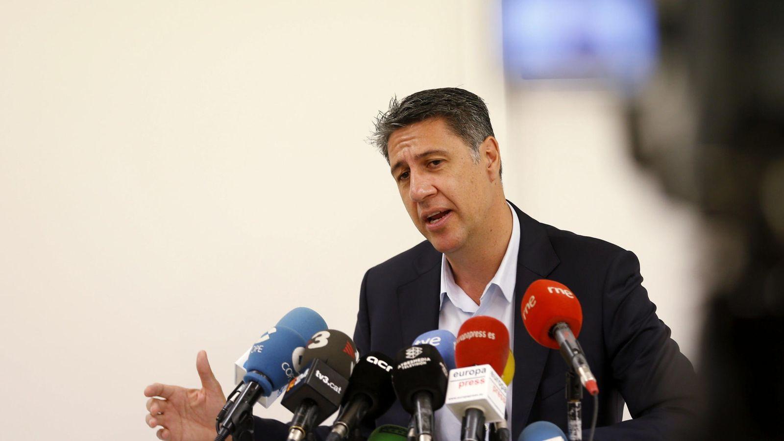 Foto: El exalcalde de Badalona, Xavier García Albiol, sería uno de los candidatos. (EFE)