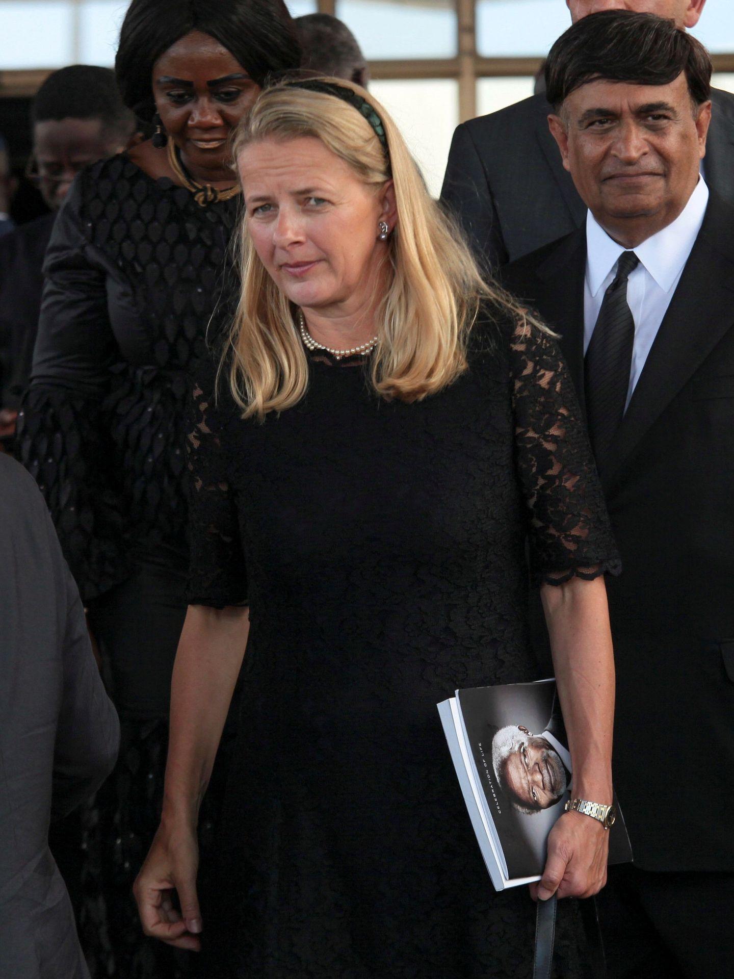 Mabel de Holanda. (Reuters)