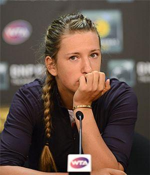 Azarenka también abandona en Indian Wells y deja vía libre a Wozniacki