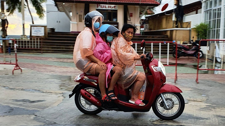 Calles en Phuket. (L. G. J.)