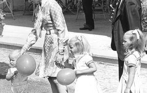 Los 50 años de la infanta Elena
