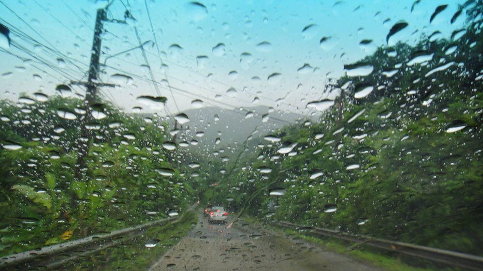 Foto: La lluvia, uno de los elementos más molestos para la conducción. (Pixabay)