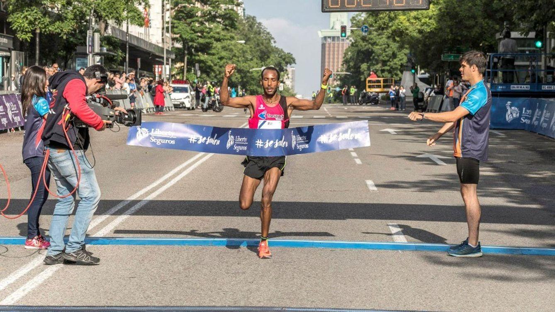 El ganador de la Media Maratón de Madrid, detenido en una operación contra el dopaje