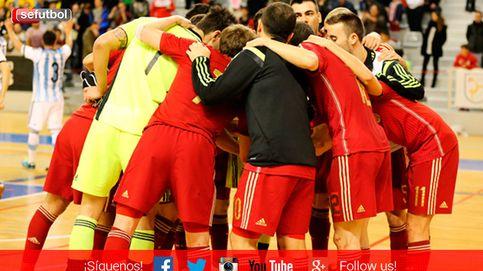 España busca en Serbia su séptima corona europea de fútbol sala