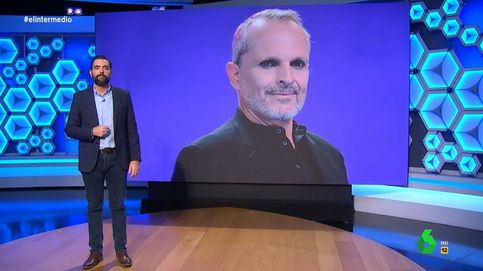 Dani Mateo se burla en La Sexta de la teoría conspiranoica de Miguel Bosé