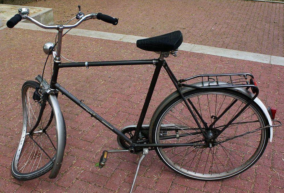 Foto: Bicicleta accidentada. (CC/Bojin)