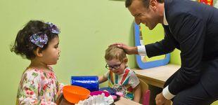 Post de Macron presentará un ambicioso plan de lucha contra la pobreza en Francia