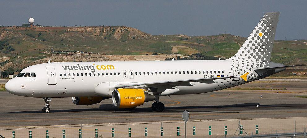 Foto: Vueling y Telefónica se alían para ofrecer wifi de alta velocidad en los aviones