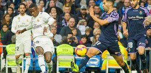 Post de El churro de Vinicius espanta la mala suerte de un pobre Real Madrid