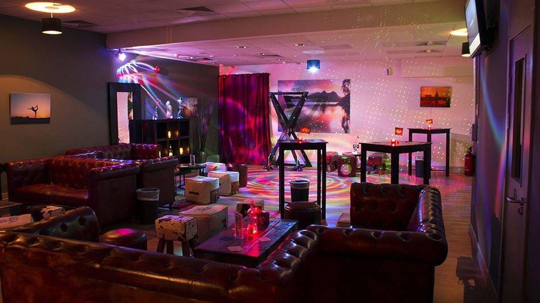 Instantánea del pub localizado dentro de Le Boudoir. (www.leboudoir.club)