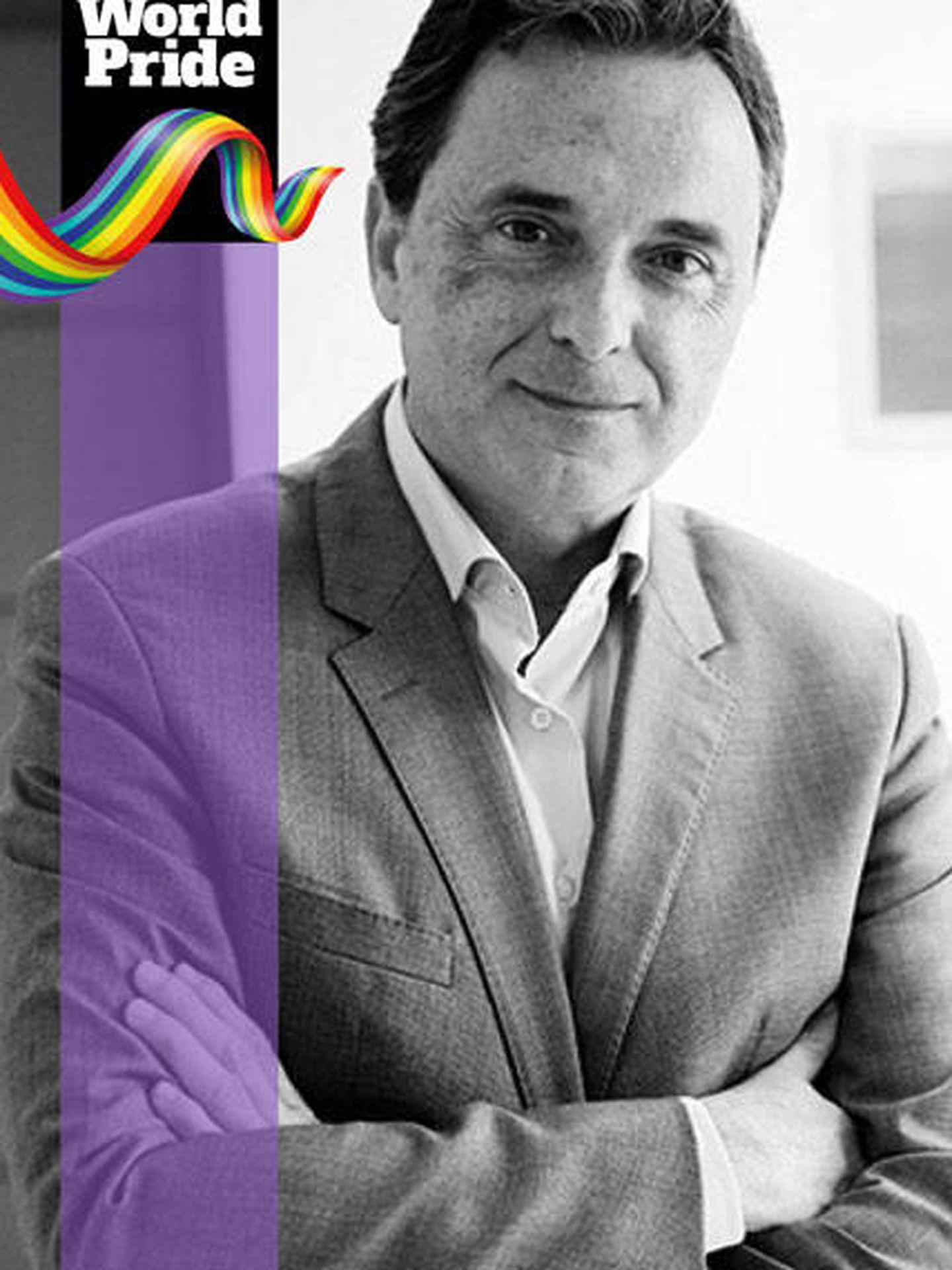Orgullo LGTBI 2017: José Ortiz (político)
