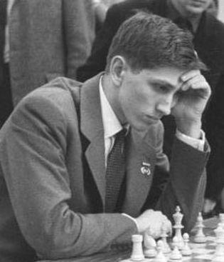 Foto: Partidas Inmortales VII: Donald Byrne vs. Bobby Fischer (Nueva York, 1956)