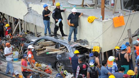 Un español, entre las víctimas mortales del terremoto de México