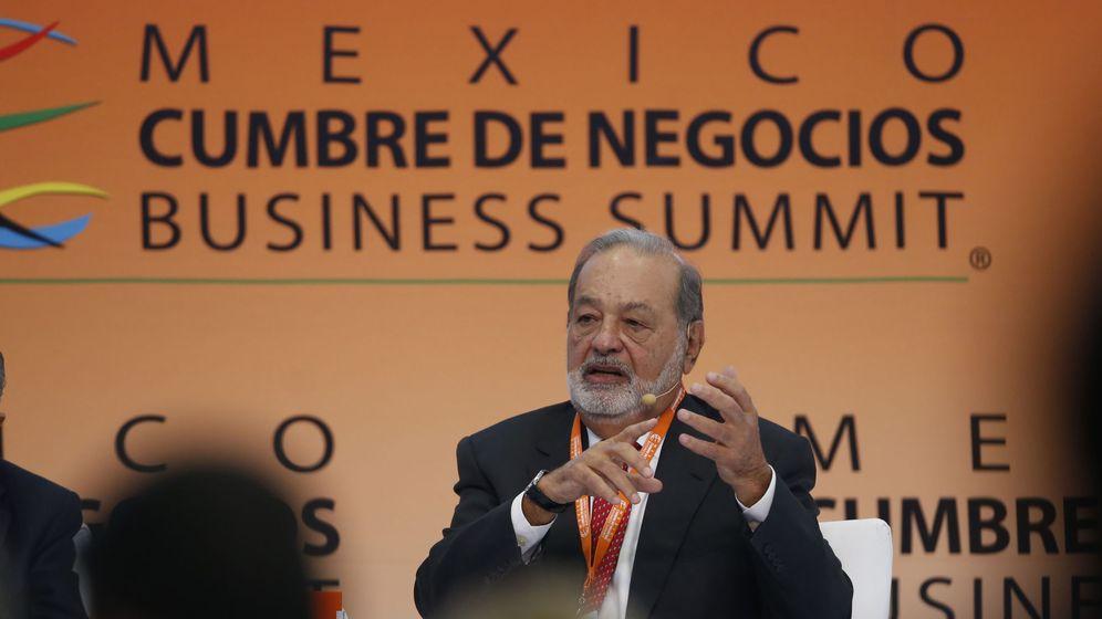 Foto: El empresario mexicano Carlos Slim. (EFE)