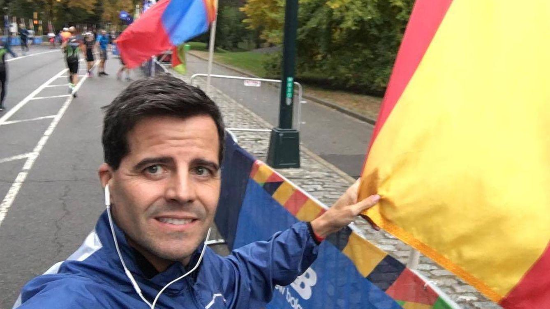Cosme, el Primo de Rivera que lleva a empresarios españoles al maratón de NYC
