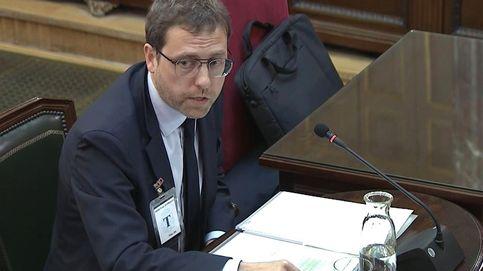 Jornada 16 del juicio del 'procés': observadores, Diplocat y falso testimonio