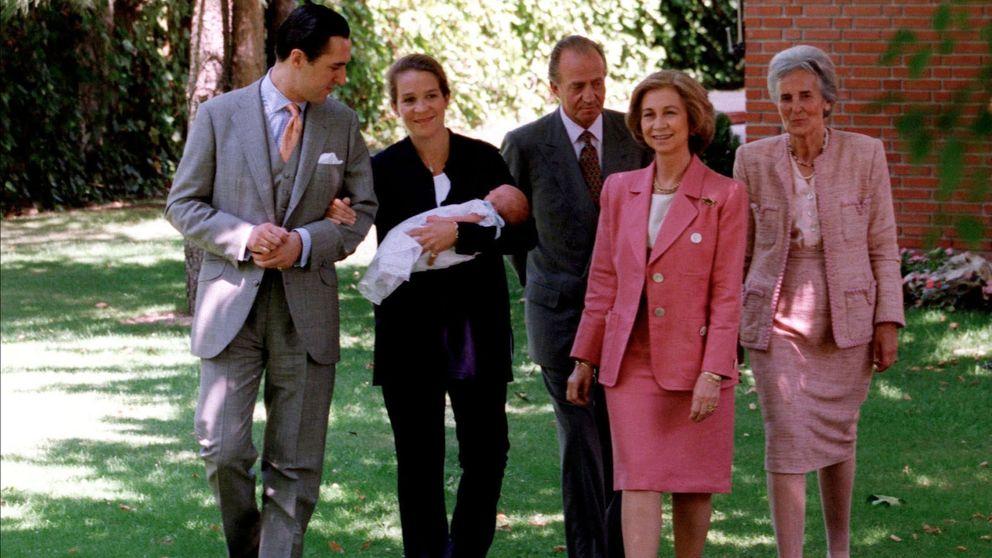 El matrimonio/separación de la infanta Elena y Marichalar, 20 años en 20 imágenes