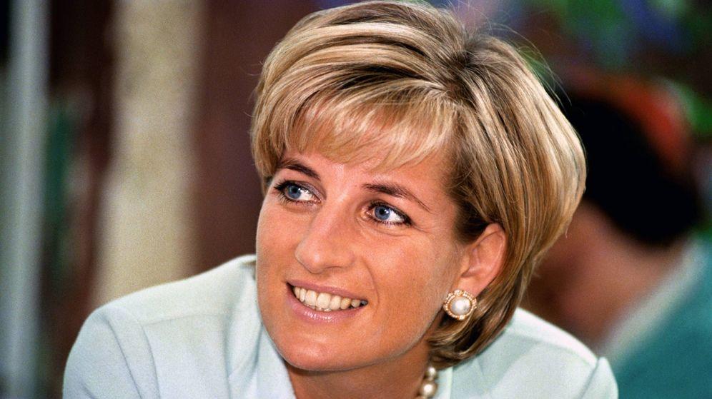 Foto: Diana de Gales en una imagen de archivo. (Cordon Press)